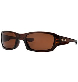 Oakley Oakley Fives Squared Rootbeer Dark Bronze Sunglasses