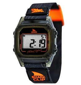 Freestyle Freestyle Then One Shark Clip Black Watch
