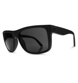 Electric Visual Electric Swingarm Matte Black Frame Melanin Grey Lens Sunglasses
