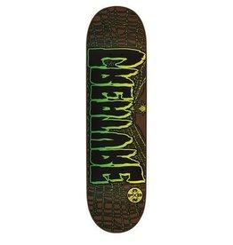 Skate Creature Backwards DM 32 x 8.375 Deck