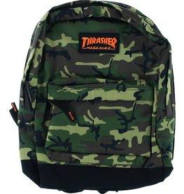 Skate Thrasher Magazine Logo Backpack Camo