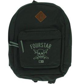 Skate Fourstar Pirate Backpack Black