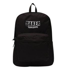 Skate Baker Brand Logo Backpack Black