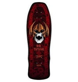 Skate Powell Peralta Welinder Nordic Skull 9.62 Reissue Deck Red