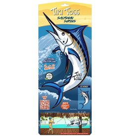 Mellow Militia Tiki Toss Saltsman Series Marlin Hook & Ring Game