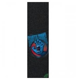 Skate Santa Cruz x Mob Screaming Tag 9x33 Grip Single Sheet