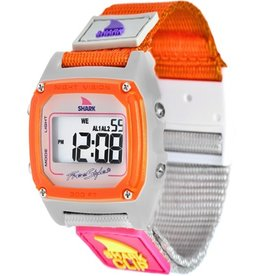 Freestyle Freestyle Shark Clip - Taupe/Neon Watch