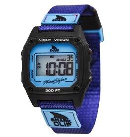 Freestyle Freestyle Shark Clip Purple/Gun Watch