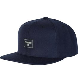 Billabong Billabong Primary Snapback Hat Navy