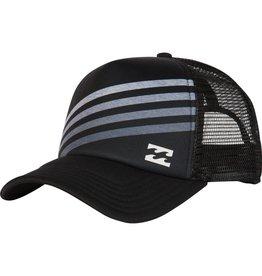 Billabong Billabong Slice Trucker Hat Black MAHTCSLT