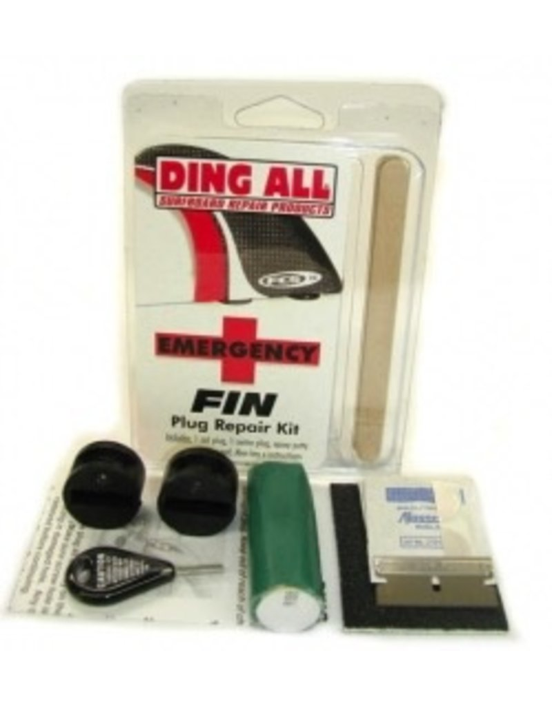 FCS Ding All FCS Plug Repair Kit