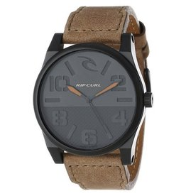 Rip Curl Rip Curl Flyer Tan Leather Watch