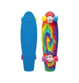 "Skate Nickel 27"" Skateboard Complete Woodstock"