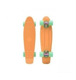 """Skate Penny 22"""" Complete Skateboard Pastel Peach"""
