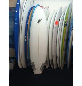 """Starr Surfboards Starr 6'10"""" Q5 SF3 Funshape Surfboard"""