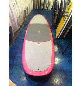 "Dolsey Dolsey 10'0"" GT Wider Pink SUP Board"