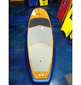 """Dolsey Dolsey 10'0"""" PCG Bamboo Light Blue Carbon Fiber SUP"""