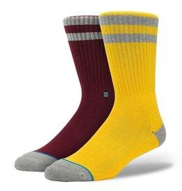 Stance Stance Cosby Socks Yellow Andrew Reynolds Skateboarding
