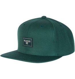 Billabong Billabong Primary Snapback Hat Dark Olive
