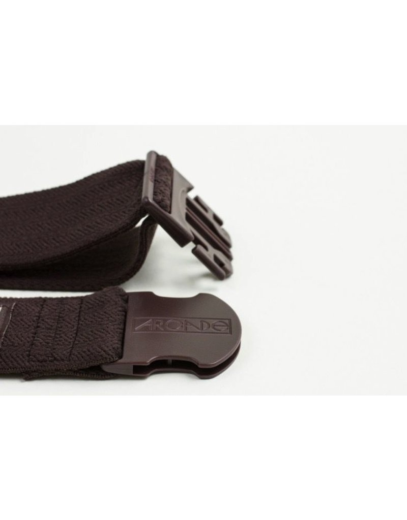 Arcade Belts Arcade Belts The Mustang Brown OSFA Weather Proof