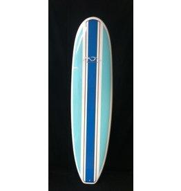 Dolsey Dolsey 6'10 Epoxy Funshape Surfboard