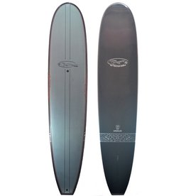 Guy Takayama Guy Takayama Kanaloa GT5 9'4 Carbon Blend with Xeon Fiberglass Deck - Silver