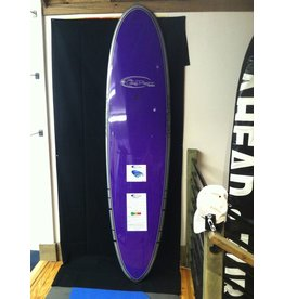 Guy Takayama Guy Takayama Kolohe GT5 8'0 Silver Xeon Fiberglass Deck Performance Fun Board - Purple
