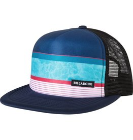 Billabong Billabong Boys Spinner Trucker Hat Navy