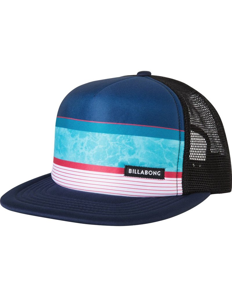 Billabong Billabong Boys Spinner Trucker Hat Navy