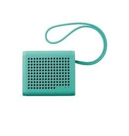 Nixon Nixon Mini Blaster Portable Wireless Speaker Light Blue