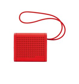 Nixon Nixon Mini Blaster Portable Wireless Speaker Red Pepper