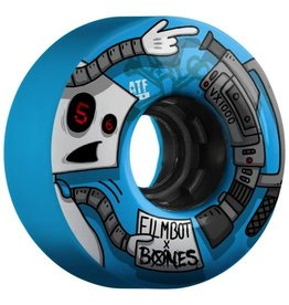 EASTERN SKATE SUPPLY BONES WHEELS ATF Filmbot III 56mm Wheel 4pk