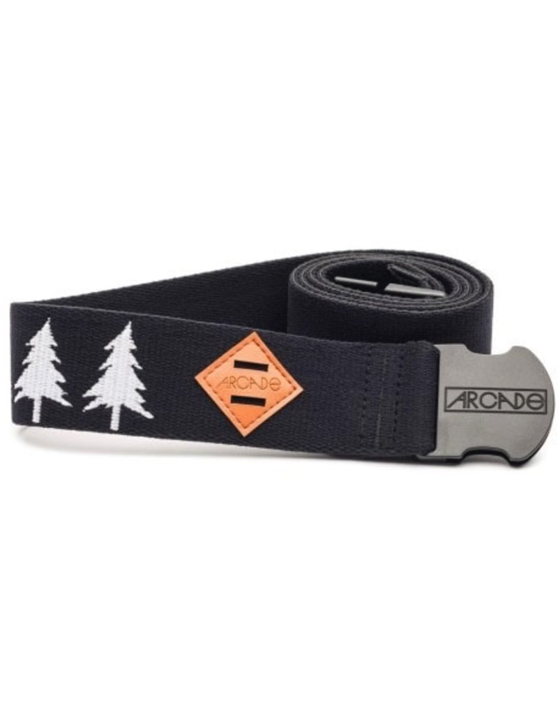 Arcade Belts Arcade Belts The Blackwood Black/White OSFA Weather Proof