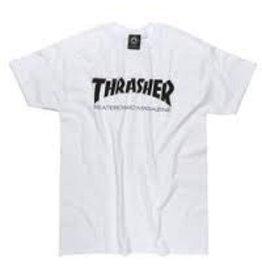 Thrasher Thrasher Skate Mag Youth T White Small