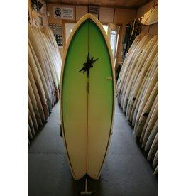 Starr Surfboards Starr 5'8 Retro Fish