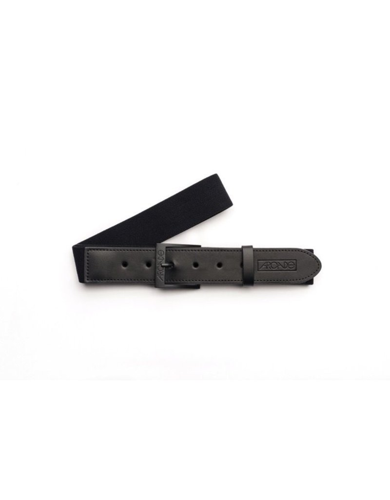Arcade Belts Arcade Belts The Corsair Black OSFA Weather Proof