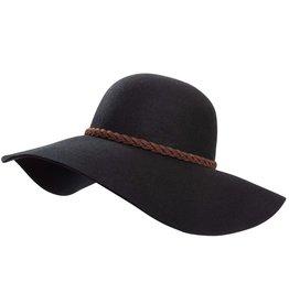Billabong Billabong Traveling Tides Hat Womens Off Black JAHTETRA