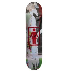 EASTERN SKATE SUPPLY GIRL CARROLL POST NO BILLS DECK-8.12