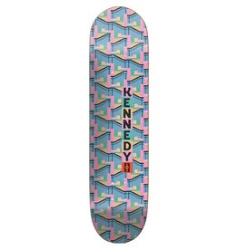 EASTERN SKATE SUPPLY GIRL KENNEDY LA8 SANTA MONICA TRIPLE SET DECK-8.0