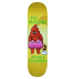 EASTERN SKATE SUPPLY TM HARMONY FAT SECT DECK-8.12