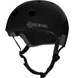 EASTERN SKATE SUPPLY 187 PRO HELMET L-MATTE BLACK