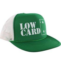 Lowcard Lowcard Original Logo Mesh Hat Adjustable