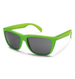 Suncloud Suncloud Standby Sunglasses Matte Green Lens Gray Polarized Polycarbonate