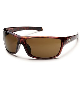 Suncloud Suncloud Conductor Sunglasses Tortoise Lens Brown Polarized Polycarbonate