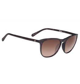 Spy Optic Spy Cameo Soft Matte Purple Tort Frame Happy Bronze Fade Sunglasses