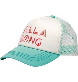 Billabong Billabong Good Day Girls Trucker Hat Honey Do
