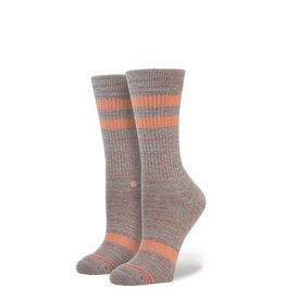 Stance Stance Bye Felicia Socks Coral Womens M 9-10.5