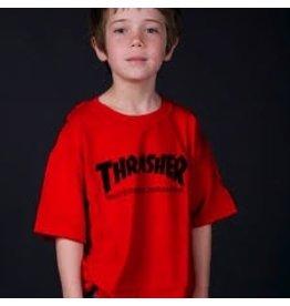 Thrasher Thrasher Skate Mag Youth T Red XS