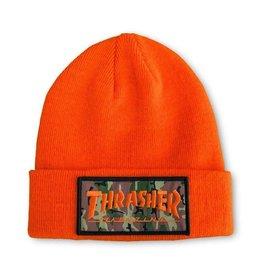 Thrasher Thrasher Patch Beanie Orange