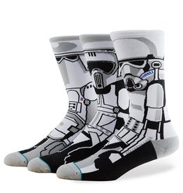 Stance Stance Trooper Socks Star Wars Large 9-12
